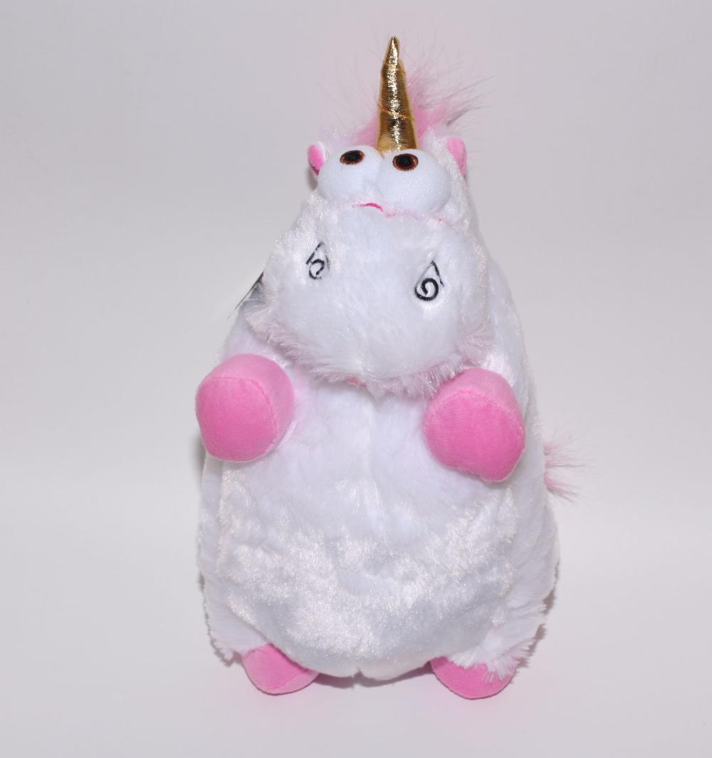 42CM Newest Movie Despicable Me Plush Toys Minion Unicorn Animal Doll Kids Christmas Gift(China (Mainland))