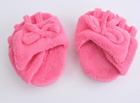Best price Pink Slim Slipper Half Sole Massage Shoes Weight Loss Dieting Legs Slippers 10pair