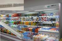 260mm DC24V SMD 3014 led rigid bar,freezer case lighting,aluminum led bar,led rigid bar for supermarket refrigerator ,profresh