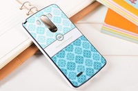 New Cartoon Style Case For LG Optimus G3 Case Back Cover Free Shipping