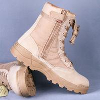 Commando SWAT tactical military combat boots desert boots waterproof rain boots military boots