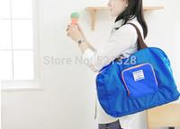2014 Hot Folding shoulder bag Large shopping bag Waterproof shoulder bag Travel pouch Free shipping bp013