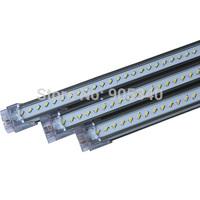 560mm DC24V SMD3014 led rigid bar,cabinet light,led display,led strip for food lighting,rotatable bracket with magnetic linear