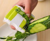 1Pcs Multi-function Green Vegetable Grater Peeler Cooking Tools&Kitchen Tool Fruit Peeler Scraper Plane Cutter Gadgets fk871355