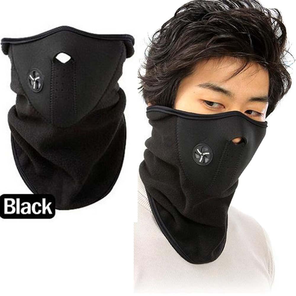 Motorcycle Bicyle Bike Fleece Face Mask Sports Winter Warm Hats Cap Ski Snowboard Wind Hood Thermal Balaclavas Scarf(China (Mainland))