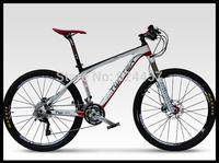 Best Choice carbon mountain bike,air fork complete T700 carbon bike