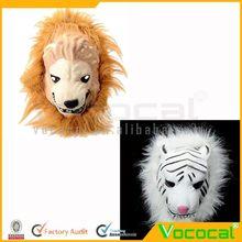 festa de halloween assustadora carnaval mascarada cosplay tigre cabeça de leão máscara de forma(China (Mainland))