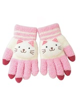 2014 new arrival lady girl Gloves Touch screen gloves women's winter warm screen touch gloves mobile phone exquisite wool gloves