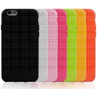 """New!! Protecter Cover Skin For iPhone6 TPU Case 4.7"""" Hot!10pcs/lot"""