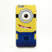 Plastic phone back cover for iphone 6 4.7''+free shipping with tracking number