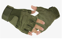 Outdoor Sports Fingerless Military Tactical  Hunting Cycling Gloves Half Finger Gloves Free Shipping