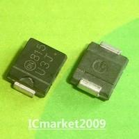 50 PCS U3J  DO-214AB SMC Versatile Package FULL CMOS LDO Regulator
