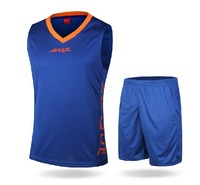 The new basketball suit Male money game basketball jersey clothing vest training suit Can be printed in figure size