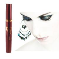 2014 Popular Music Flower 10ml False Lash Eyelashes Mascara Makeup Waterproof Eyes Cosmetics Long Lasting Thick Curl
