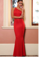 2014 New Sweetheart Applique Short Front and Long Back tulle Evening Dresses Fashion Party Dress Hot Sale