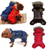 2014 Fashion Pet Dog Winter Coat  XS~XL, USA AIR FORCE Design Clothes For Pet  Free Shipping