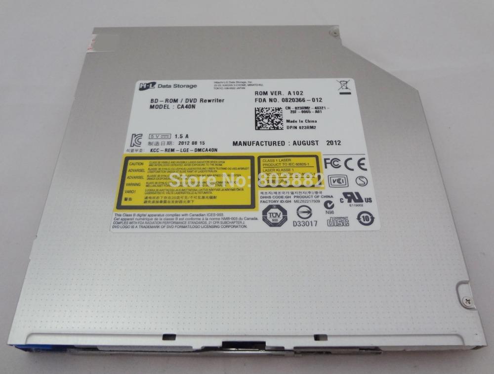 CA40N 6X 3D BD-ROM Blu-Ray Combo Player Slot-in DVD CD RW Burner SATA Drive(China (Mainland))
