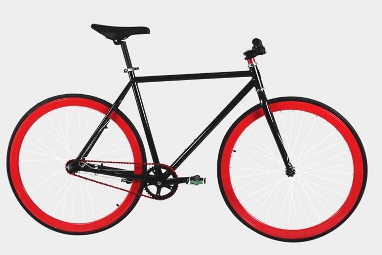 700C aluminium FIXED GEAR FIXIE VINTAGE bike fixed gear bicycle vintage fixie track bike bicycle(China (Mainland))