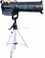 LED 220W Follow Spot Light,beam,theater light,club disco effect (moving head light,led par,laser light,DMX512 Controller)