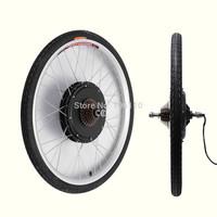powerful 48v1500w electric bike conversion rear  kits,disc brake,e-bike kits