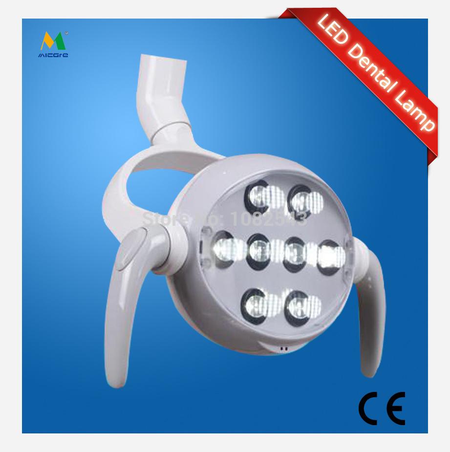 Hot Sale Micare C8 Sensor LED Dental Surgical Light with Manual and Sensor Switch(China (Mainland))