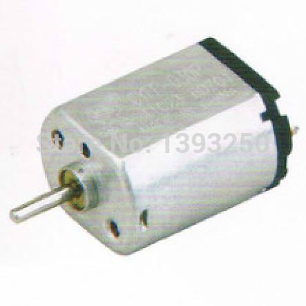 Precious metal brush motor 6V for Audio Visual Equipment Portable CD Player /DVD Player Car CD Player(China (Mainland))