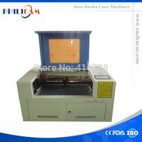 Non Metal cut paper Laser engraving cutting machine