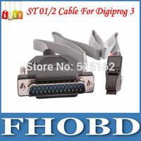 Best Price ST01 01/02 Cable for Digiprog III Digiprog 3 Odometer Programmer