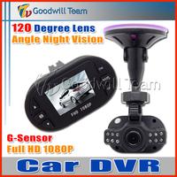 High Quality C600 Car DVR C600 Car Black Box Full HD 1080P 25FPS Recorder with Motion Detection Night Vision G-sensor 5.0MP