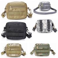 Outdoor Military Waterproof Mini Utility Tool Phone Shoulder Belt Loop BagZD9230