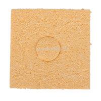 10pcs/lot 2014 Hot Sale Newest High temperature soldering iron Square Sponge 1.7mm Yellow