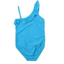 Princess Elsa Baby Girls Kids Monokini Swimwear Swimming Costumes 2 8Year