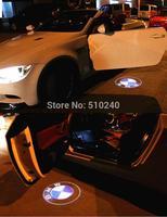 Car Laser Projector Wireless sensor Door Logo Courtesy Shadow Light Lamp Welcome Projector Lamp 2pc Pack