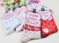 Free Shipping New 2014 Fashion Women socks warm wool soft socks winter sock women