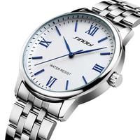 2014 New Hot Stainless Steel Men Sports Watches Water Resistant Classic Design Watches Men Luxury Brand Sinobi Military Relogio