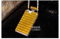 Luxury Phone Cases Diamond Perfume Bottle Style Handbag,drill perfume bottles CASE Cover