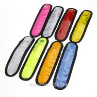 LED Flashing Glow Reflective Armband arm band Visible Hiking Jogging Running Walking Bicycle Outdoor Sports colorful