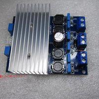 TDA7492 D Class Digital Amplifier Board 50W +50W AMP Board with radiator