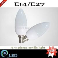 FREE shipping  E14 100Pcs/Lot  E27 B22 SMD2835 5W  7W 220V Warm White/White Candle LED Light Blub Lamp