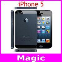Original Apple iPhone 5 16GB/32GB storage GPS WIFI Dual Core 4.0 Screen mobile Phone