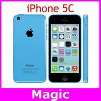 Apple iPhone 5C Original Unlocked mobile Phone Dual Core IOS GPS WIFI 4.0 Screen 16GB 32GB storage free shipping