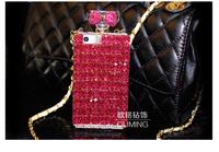 Luxury Diamond Phone Case Perfume Bottle Case for Phone 5 5S 4 4s 5C Samsung S3 S4 S5 Note2 Note3 i9300 i9500 i9600 N7100 N9000