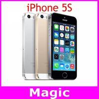 5S Original Apple iPhone 5S 16GB/32GB storage GPS WIFI Dure Core 4.0 Screen mobile Phone