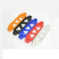 10pcs/lots Cusco Aluminum Battery Tie Down FIT FOR Civic,  Pitch-Row = 14CM, Red, Blue, Black, Purple, Gold, Silver, 3 Holes