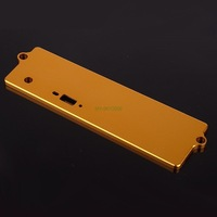 HSP 122064 Upgrade Parts For 1/10 RC Car Aluminum Battery Case Top Cover Gold