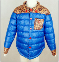 Retail 2014 new winter 3-7Y children outerwear boys down/coats 90% white duck Down jacket for boys kids parkas 4 colors