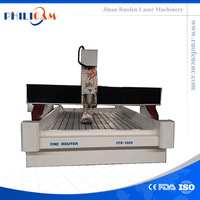 new system  granite stone cnc router from china