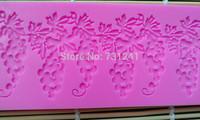 Design 613  High Quality Sugar Lace Silicone Pad, Cake Fondant Mold, Cake decoration mold,