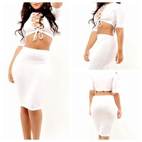 Kay sexy dream net color two pieces aliexpress Amazon fashion explosion models two piece suit dress YH6061