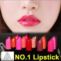 100% Brand New Moisture Matte Lipstick Long Lasting lip stick HOT Popular Colors Free Shipping